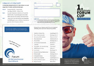 Flyer Infos