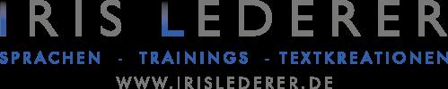 IrisLederer Logo