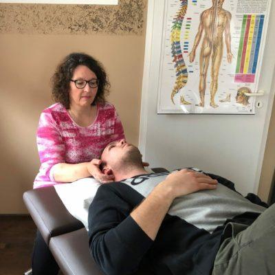 hnc®-Therapie Kopf